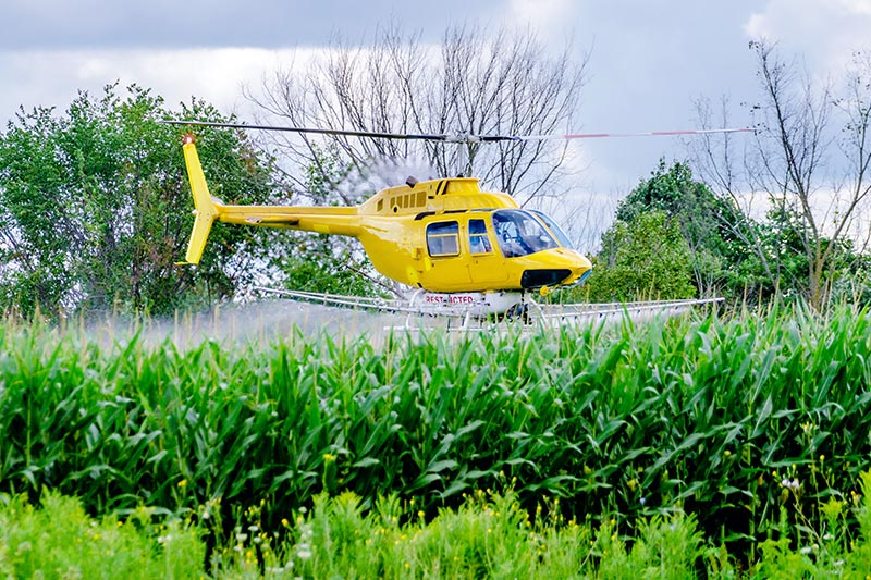 Agricultural Aerial Application in Georgia