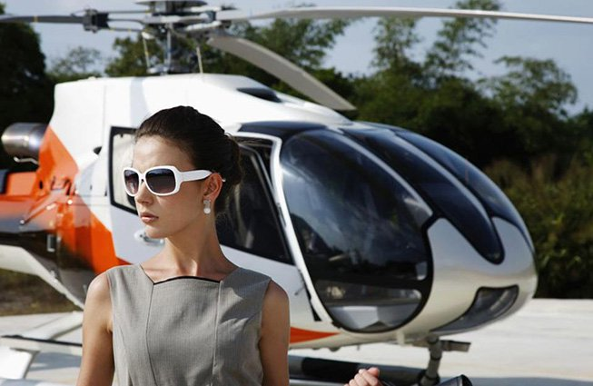 Helicopter Charters in Atlanta
